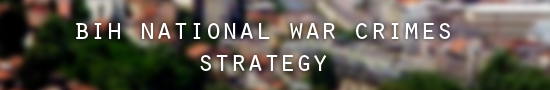 National War Crimes Strategy